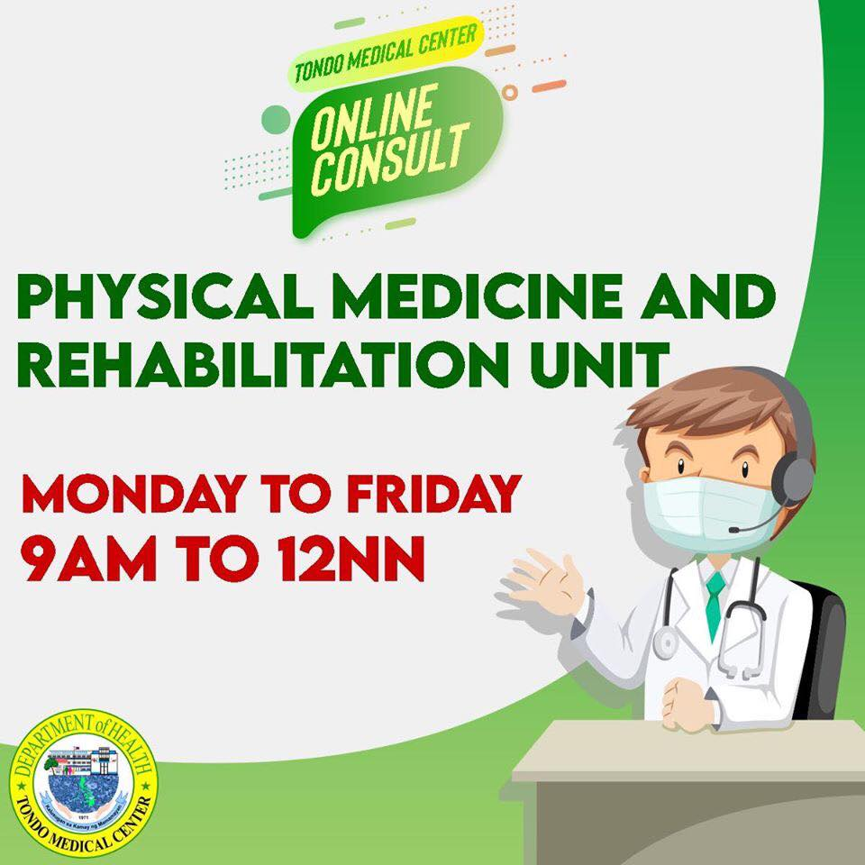 Physical Medicine and Rehabitation Unit